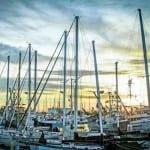 Stand Tall photo  caption creditinstagram damienmasterson venturaharbor goldenlight beautifulboatshellip