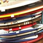 Surfs picking up You ready? beachbreaksurfshop pierpontbeach venturasurf elnino venturaharbor