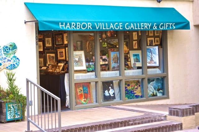 Habor Village Gallery & Gifts Ventura Harbor Village