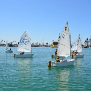 Ventura Yacht Club Junior Sailing