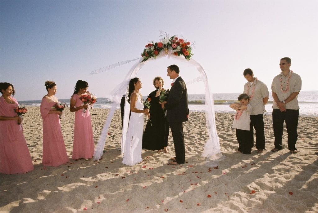 Ventura Harbor Village beach event wedding venue rental