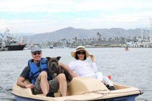 Paddle_Boat_Dog