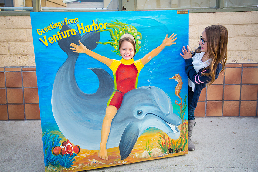 Ventura Harbor Village Family Fun