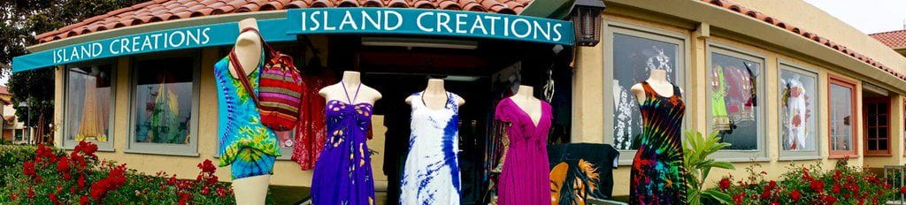 Island Creations Boutique Shop Ventura Harbor Village
