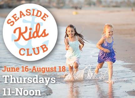 Seaside Kids Club Ventura Harbor Village Summer Camp Art Activities