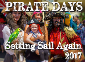 Pirate Days Ventura Harbor Village