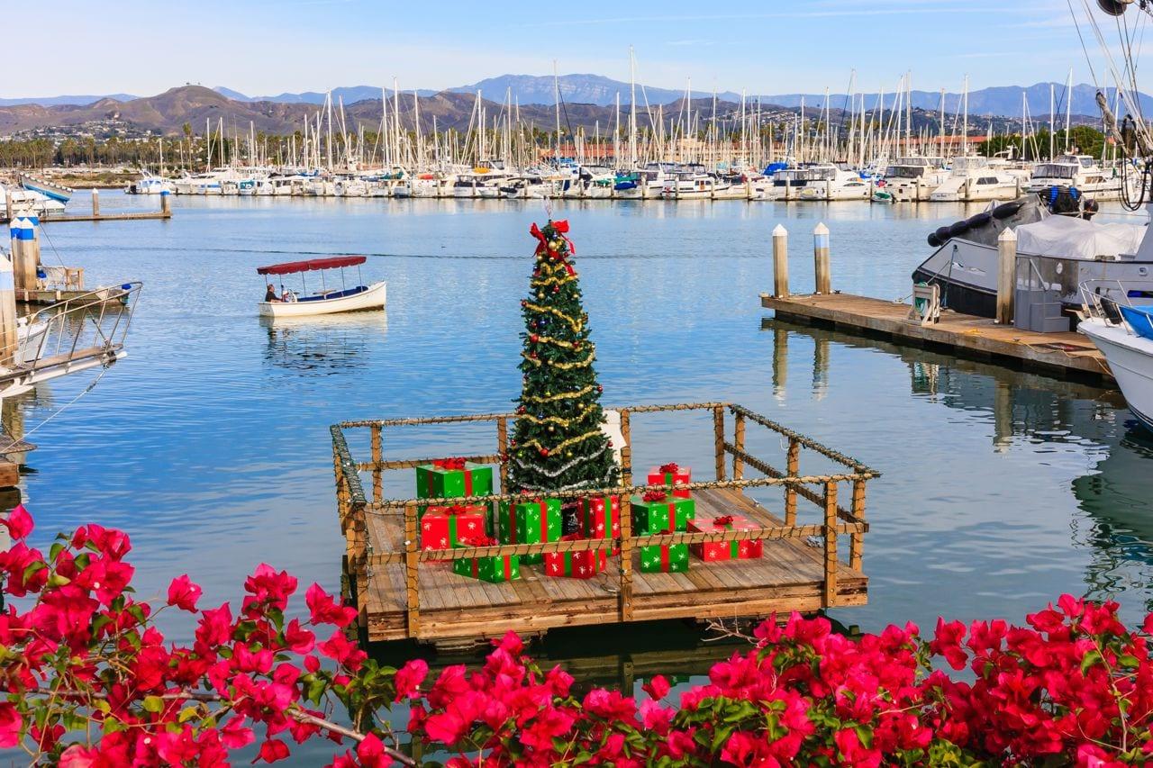 Holiday Tree Float