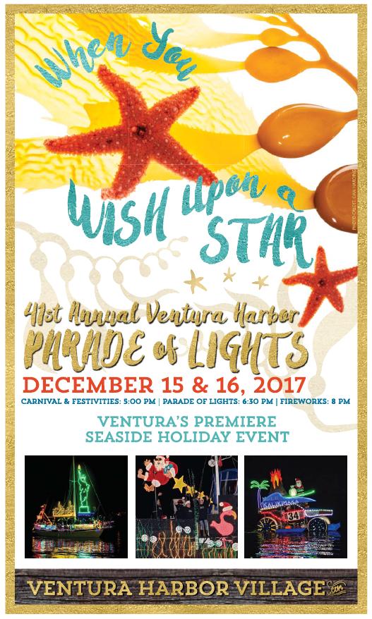 Parade Of Light flyer
