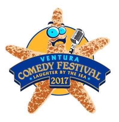 Ventura Comedy Festival 2017 logo