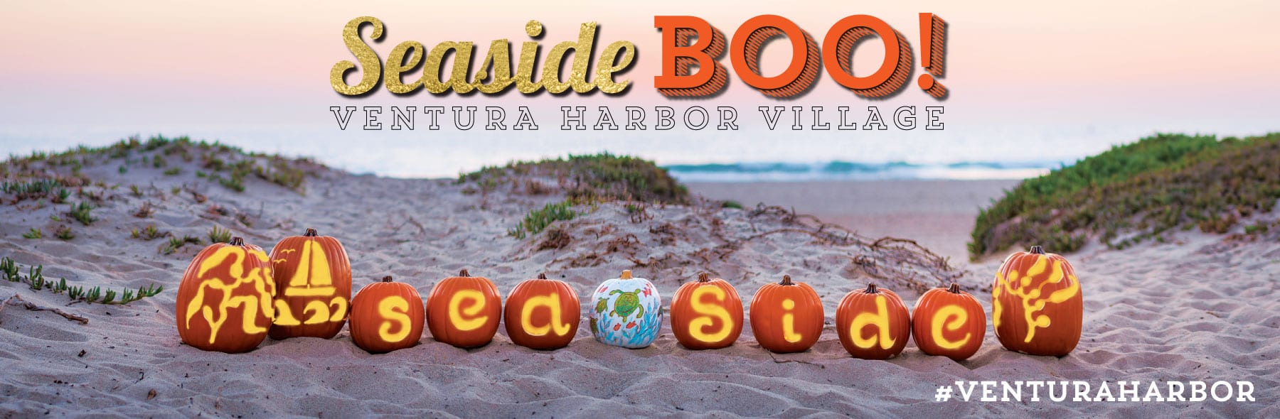 Seaside Boo at ventura harbor village