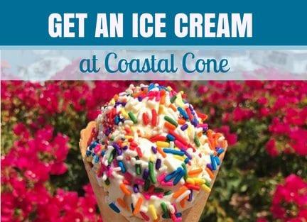 Coastal cone