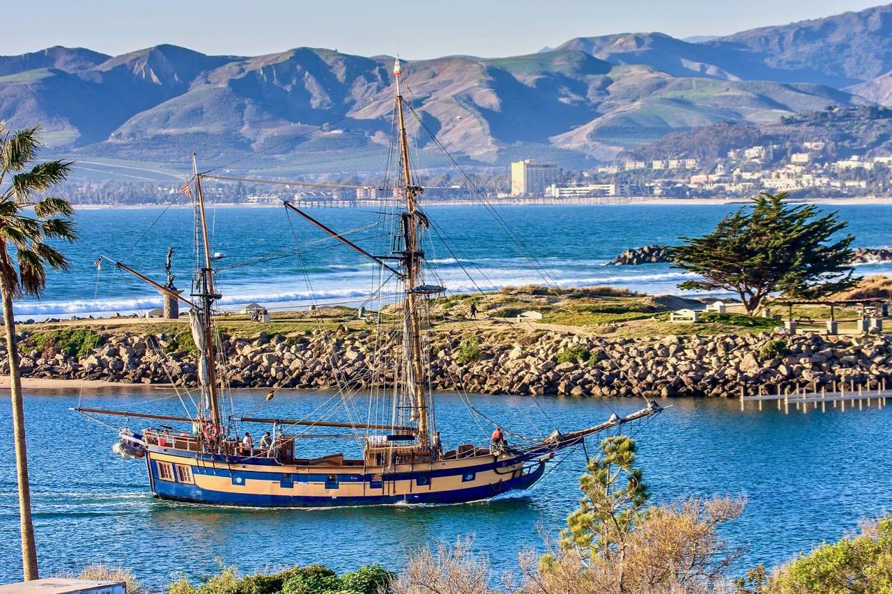 Tall Ships Ventura Harbor