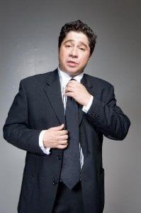 Greg Wilson at Ventura Harbor Comedy Club