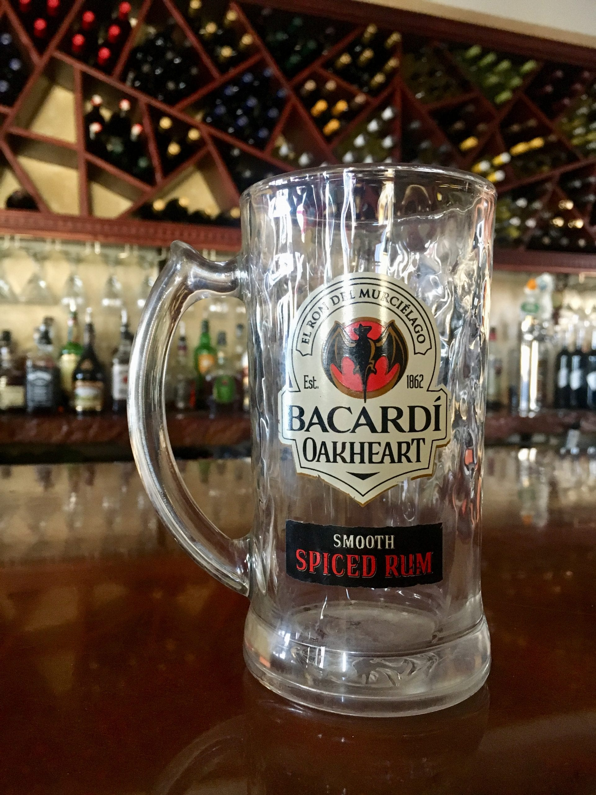Free mug when you come to The Copa Cobana this super bowl Sunday