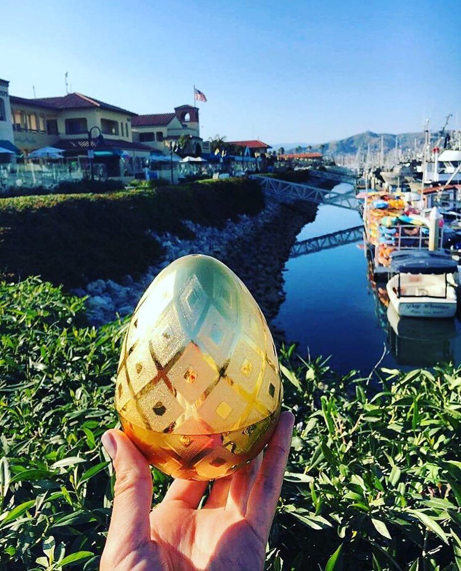 Golden Egg Hunt at Ventura Harbor