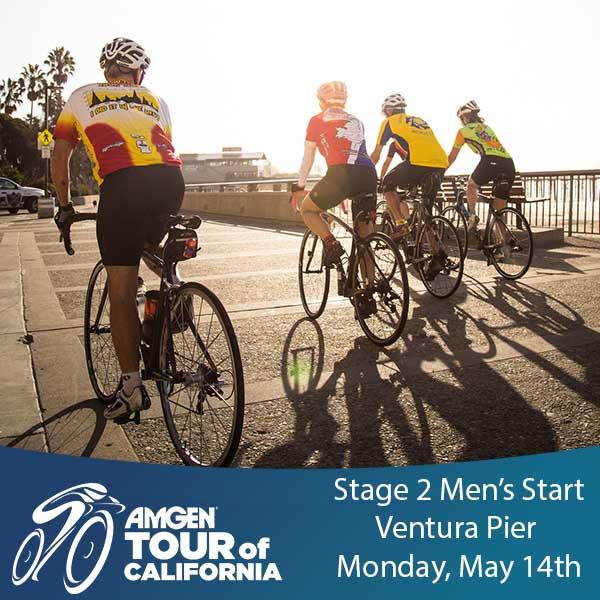 Amgen Tour Of California Stage 2 Ventura Pier