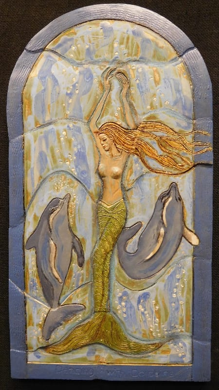 Mermaid Pottery Demonstrations