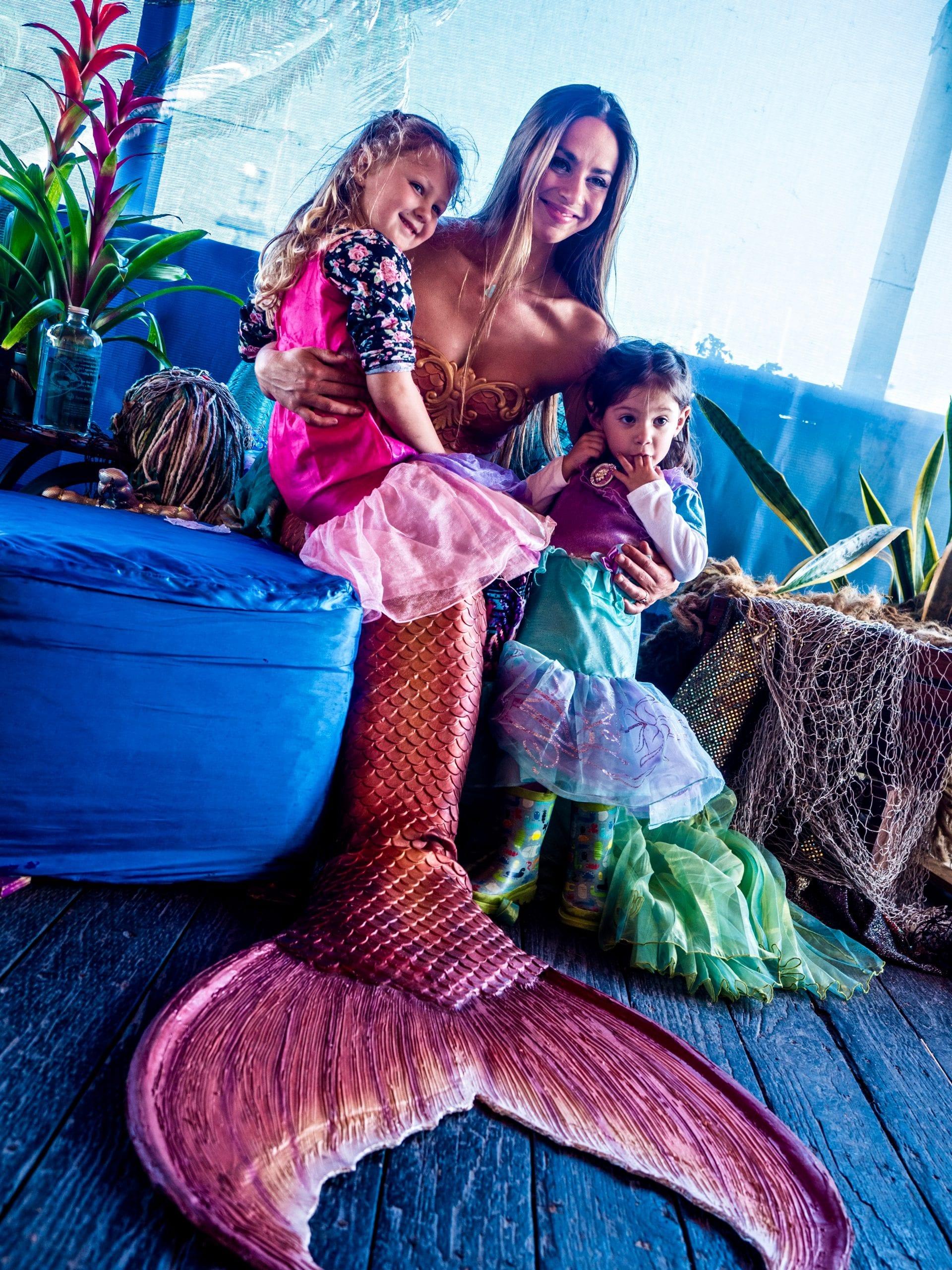Mermaid Meet & Greet
