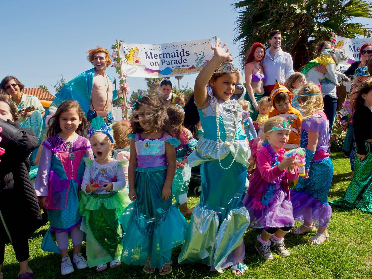 Mermaid Peoples Parade