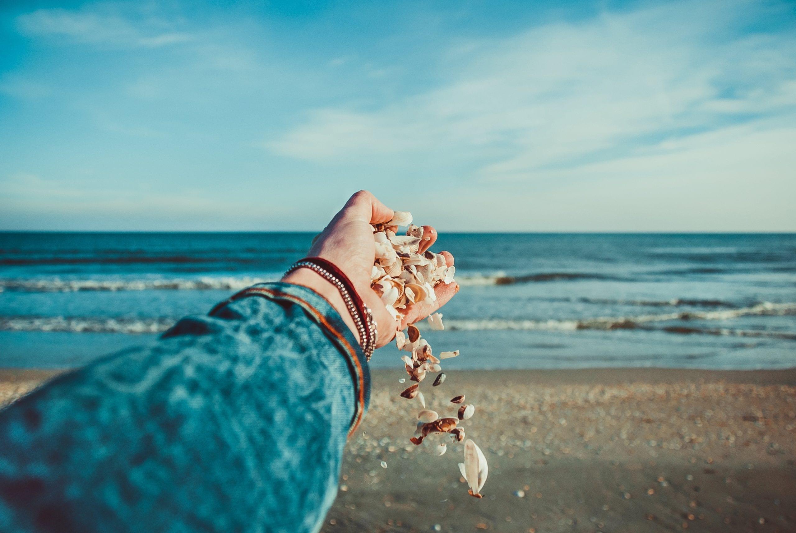 Sea-Themed Bracelet Making