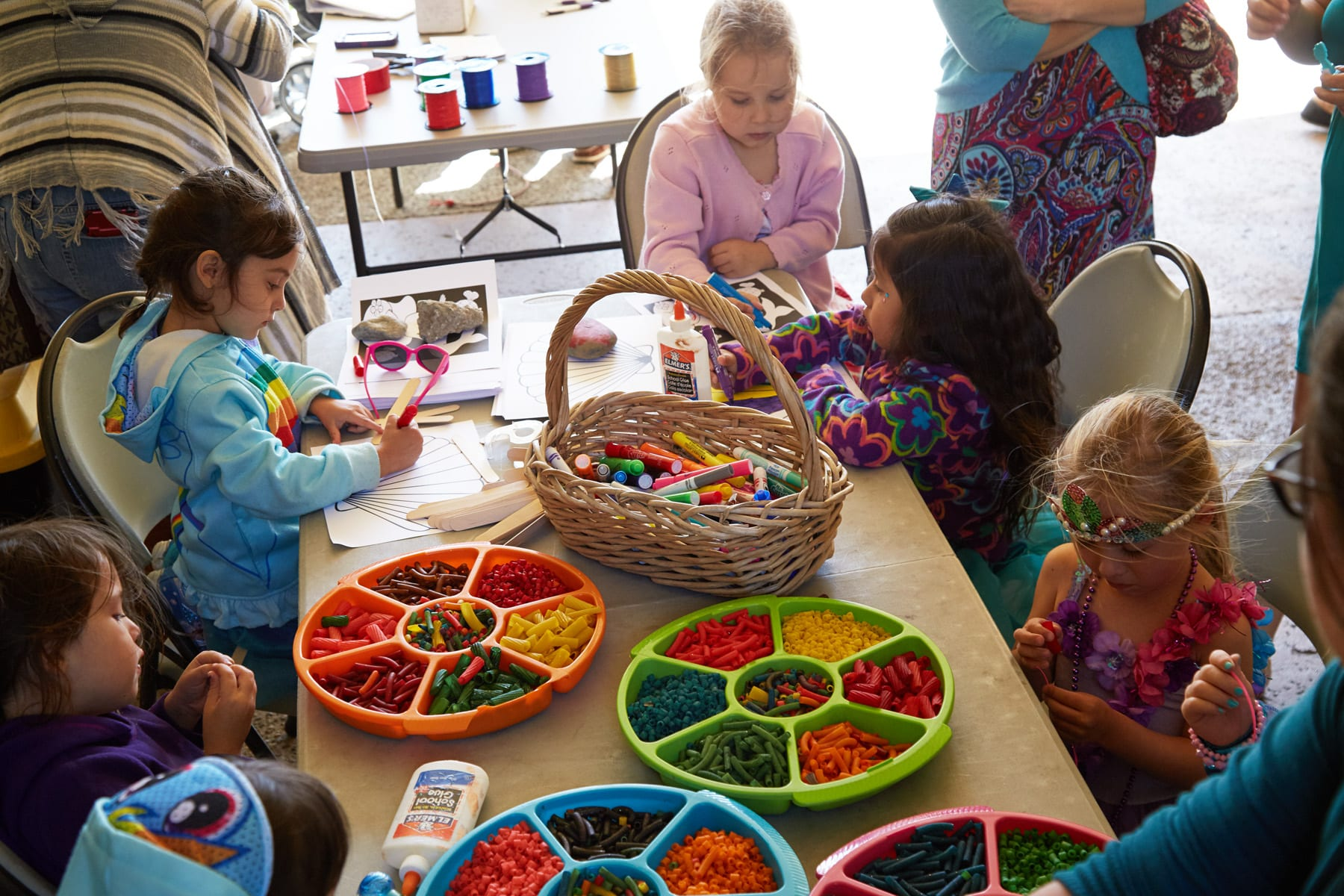 Mermaid Kids Crafts