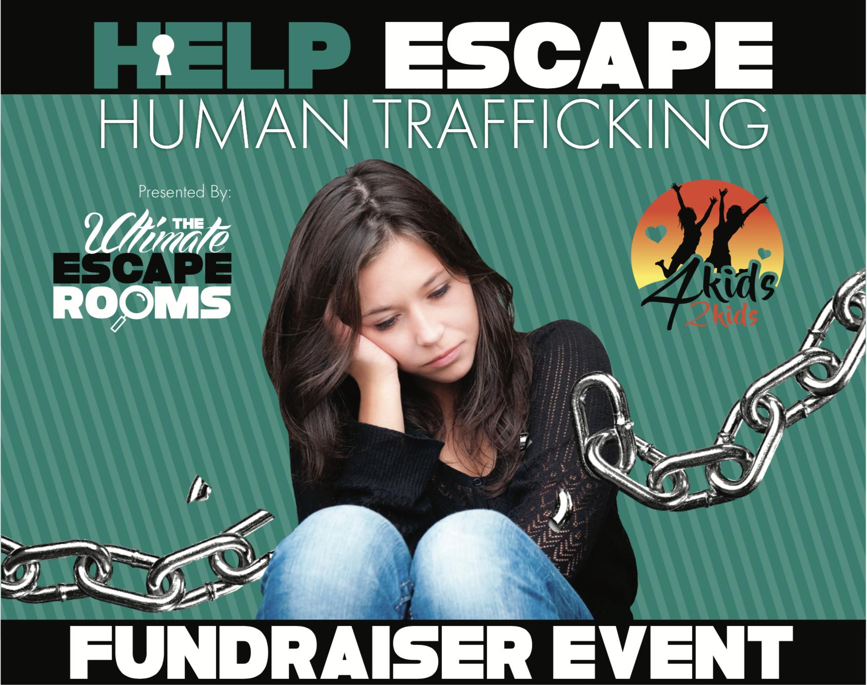 Help escape human trafficking