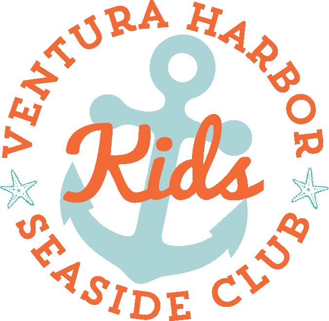 Ventura Harbors seaside kids club logo