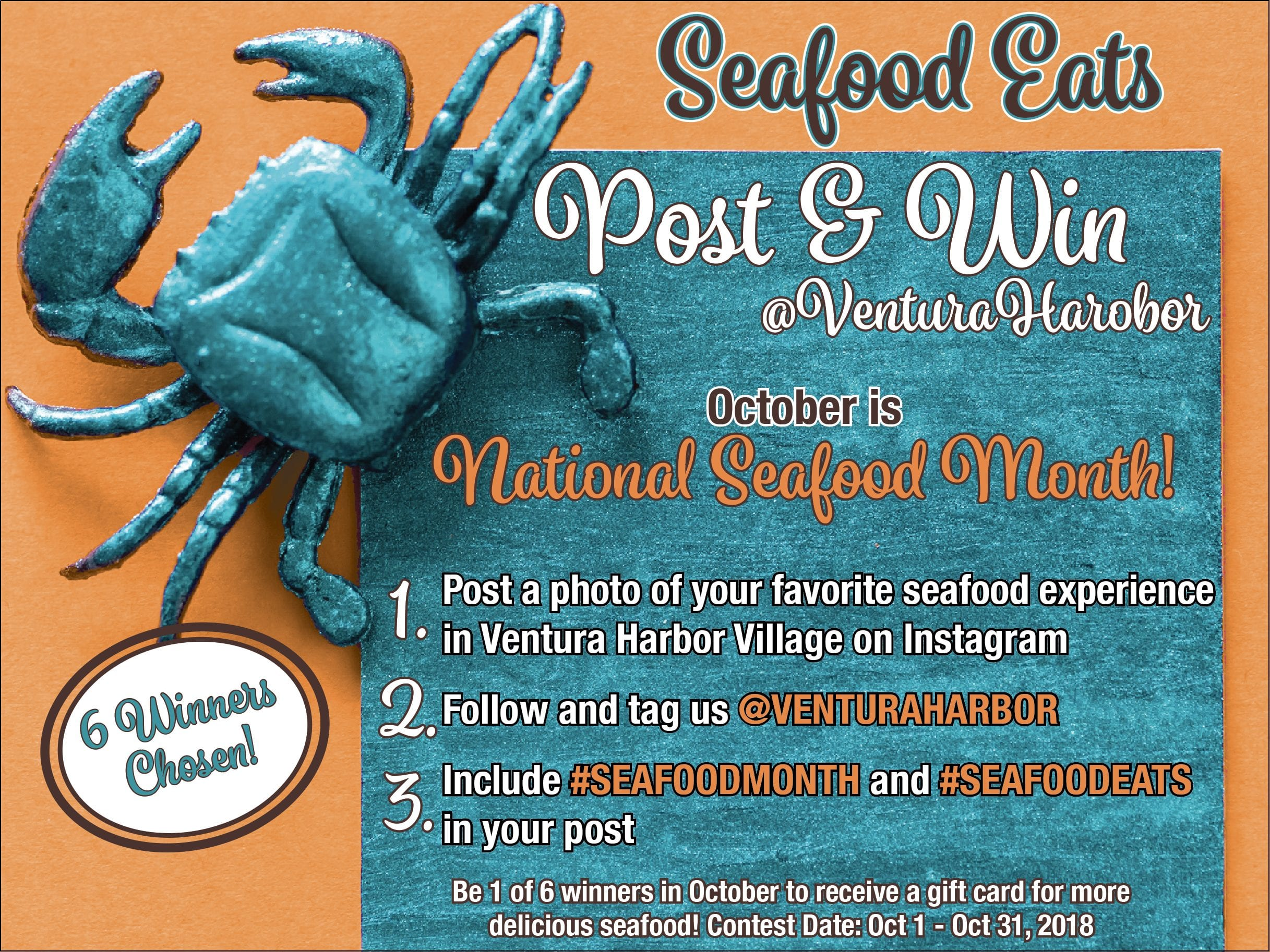 National Seafood Instagram Contest