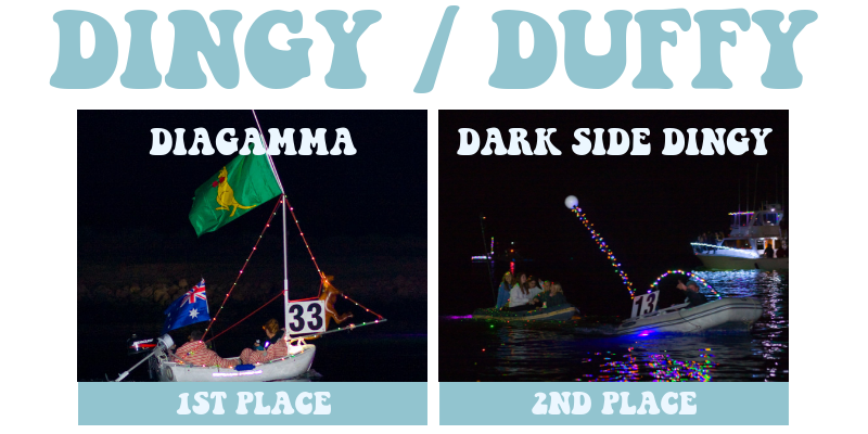 dingy / duffy