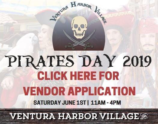 Pirates Day Vendor App