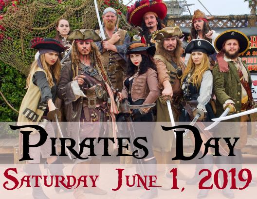 pirates day 2019