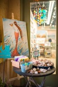 mermaid gallery open house