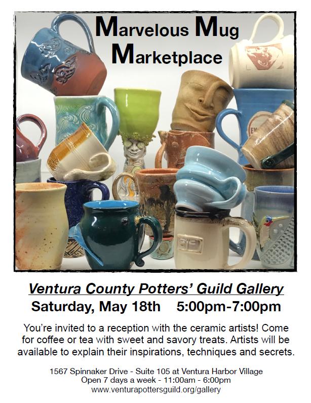 ventura county potter's guild mug marketplace