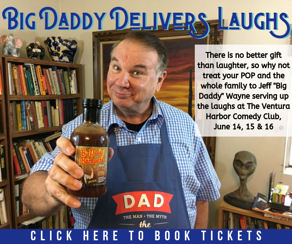 big daddy delivers laughs!