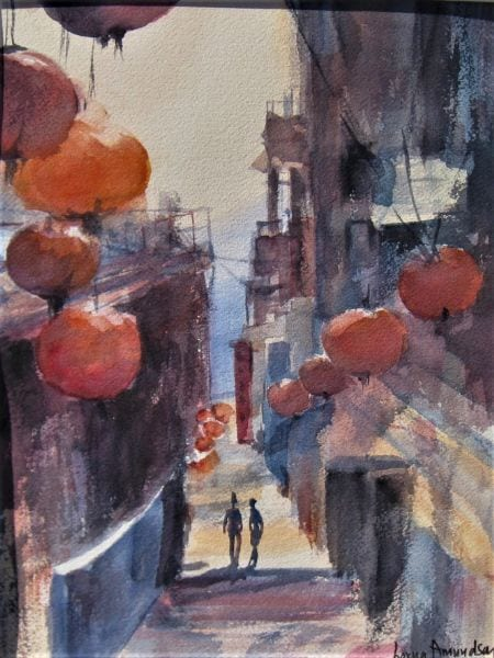 chinatown by lorna