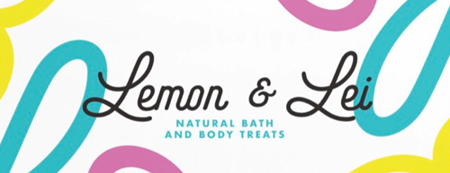Lemon Lei signage
