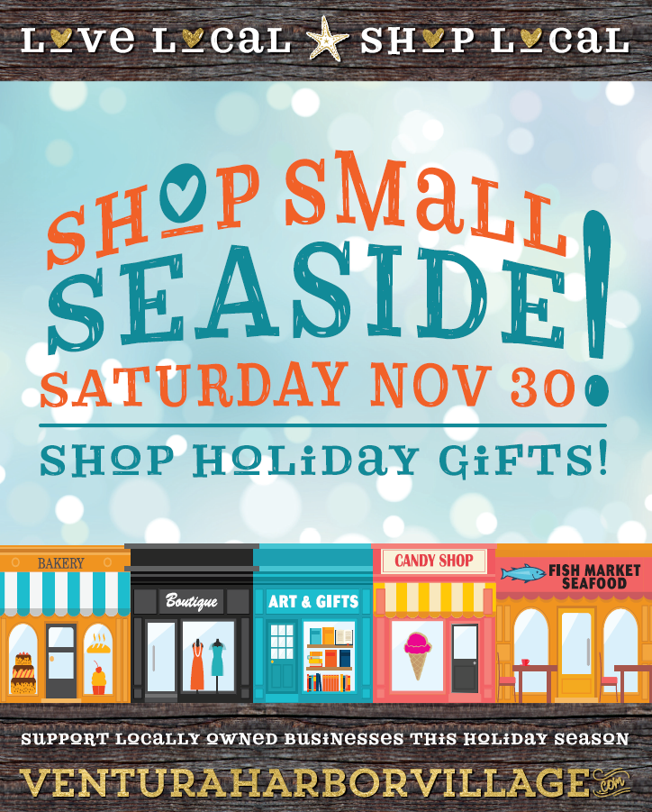 Shop Small Saturday to support local business