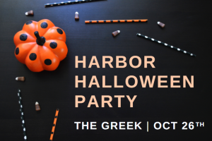 greek harbor halloween