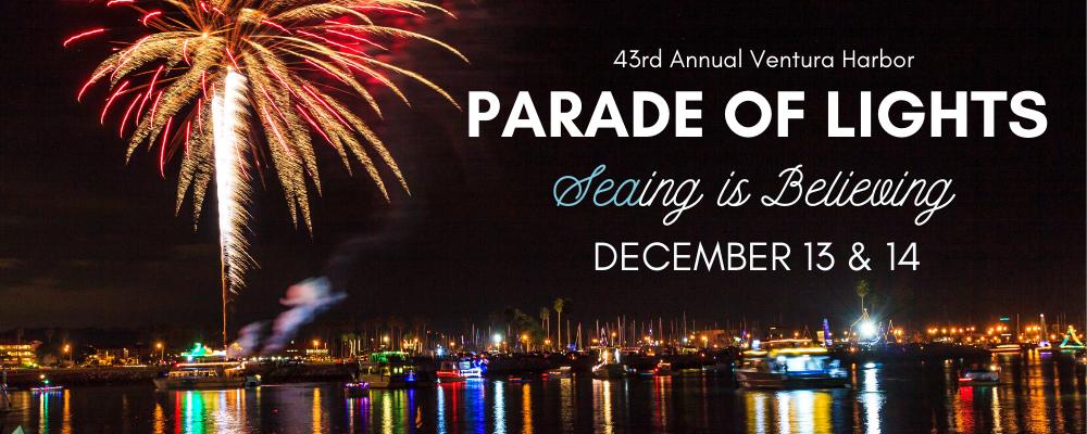 Ventura Christmas Boat Parade 2020 Parade of Lights   Boater Application   Ventura Harbor