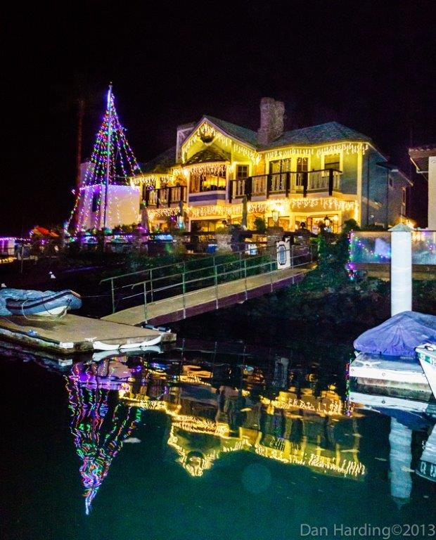 Ventura Keys Holiday Lights Island Packers Dan Harding (4)