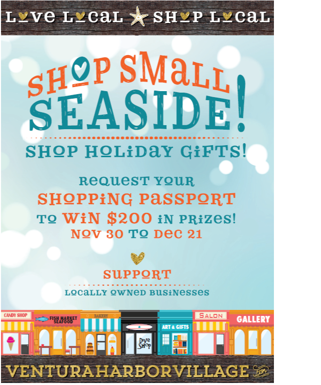 shop small until december 21