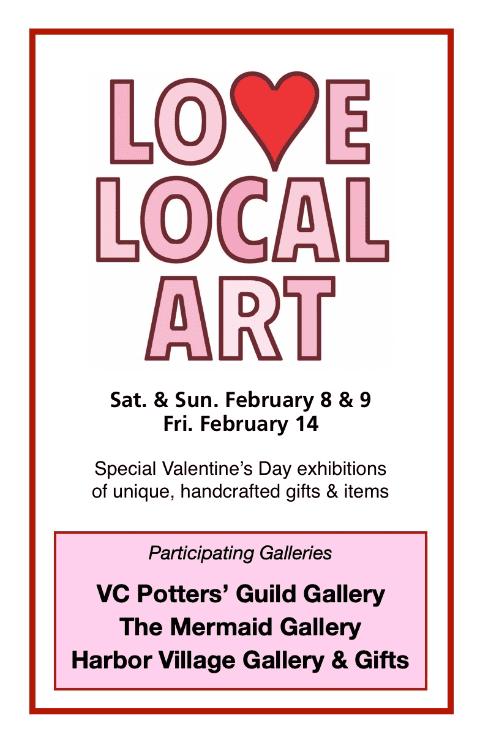 love local art