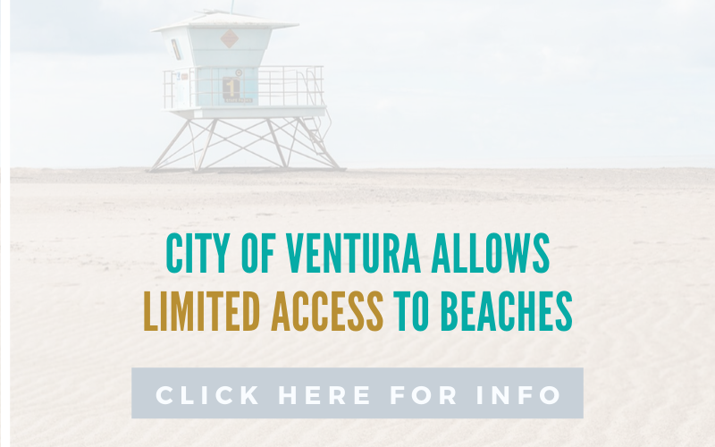 Limited closure of beaches