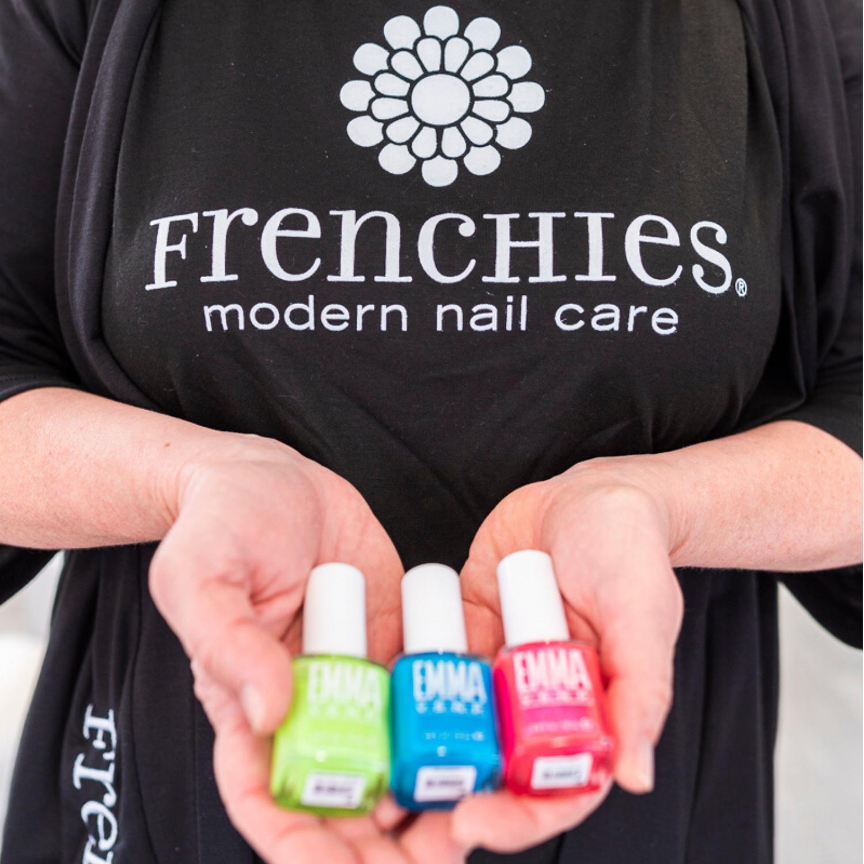 Frenchies nail polish