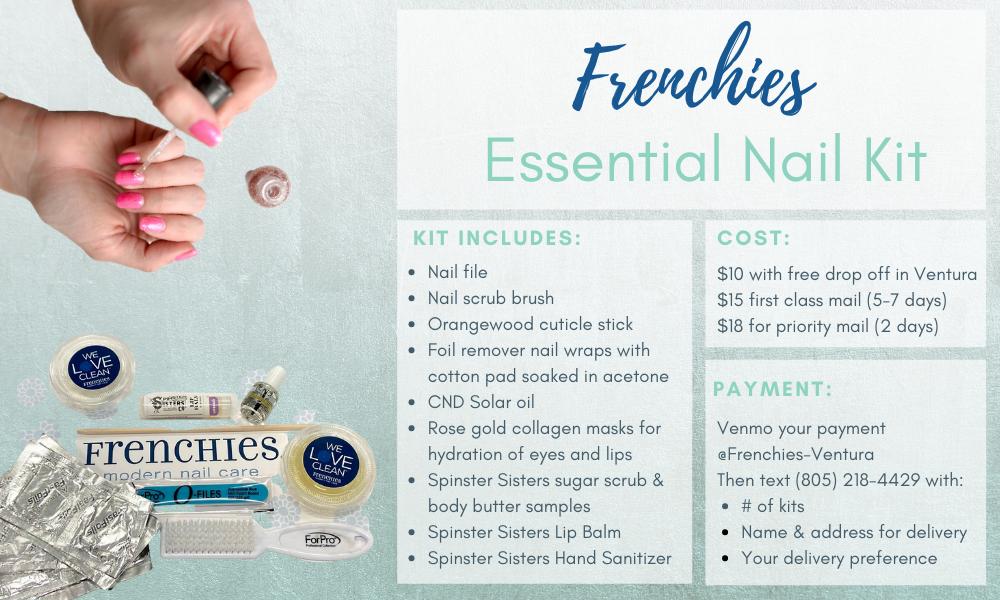 Frenchies Nail Kits