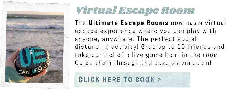Ultimate Escape room rock
