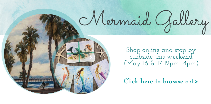 Shop online and stop by curbside this weekend (May 16 & 17 12pm -4pm)