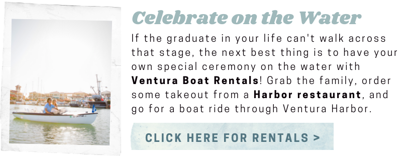Ventura Boat rentals boat ride