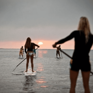 Paddle Into Fitness