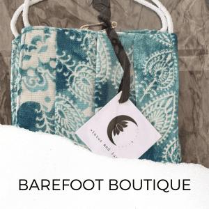 mask barefoot